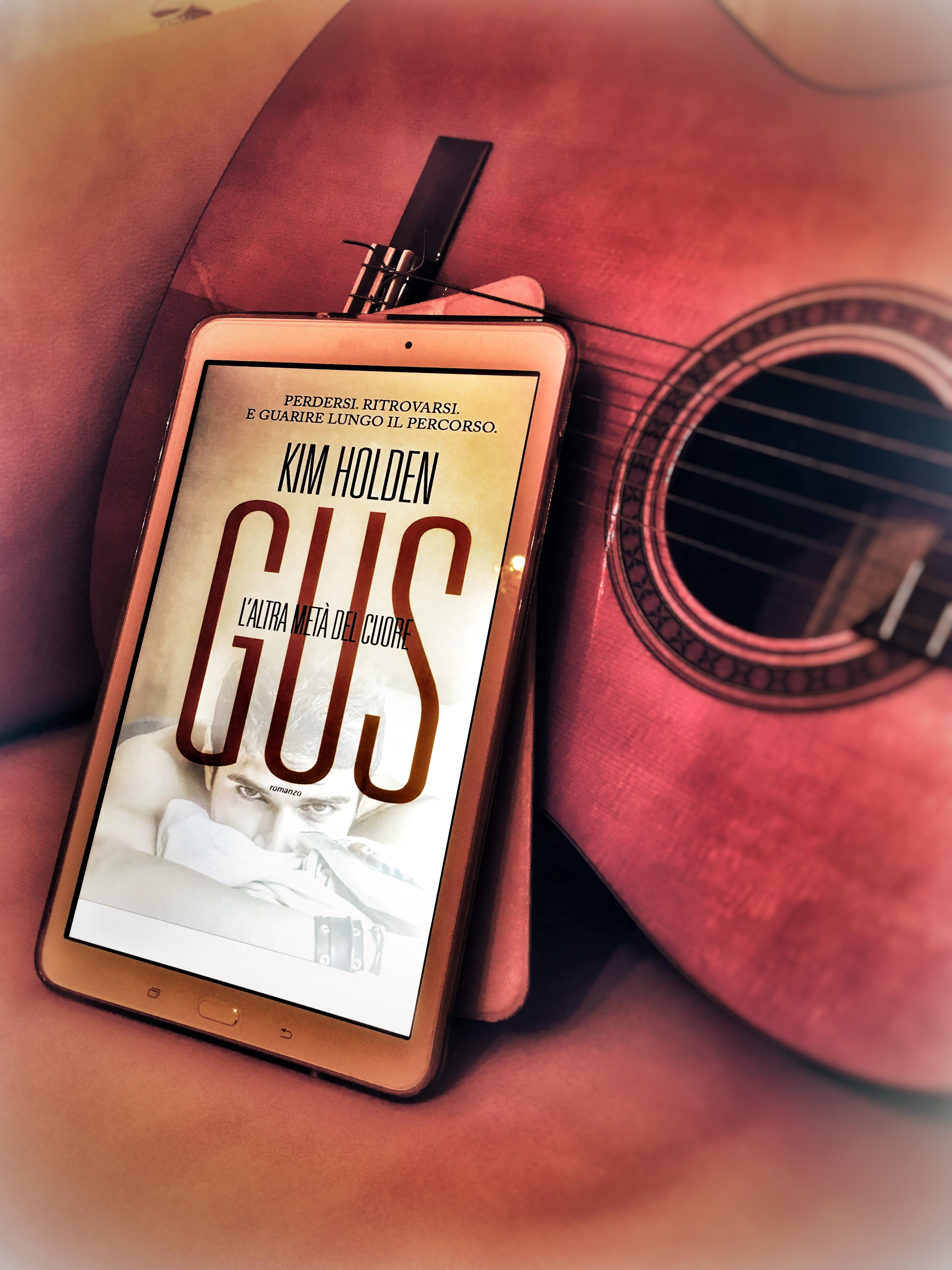 Gus – L'altra Metà Del Cuore – Kim Holden, Recensione