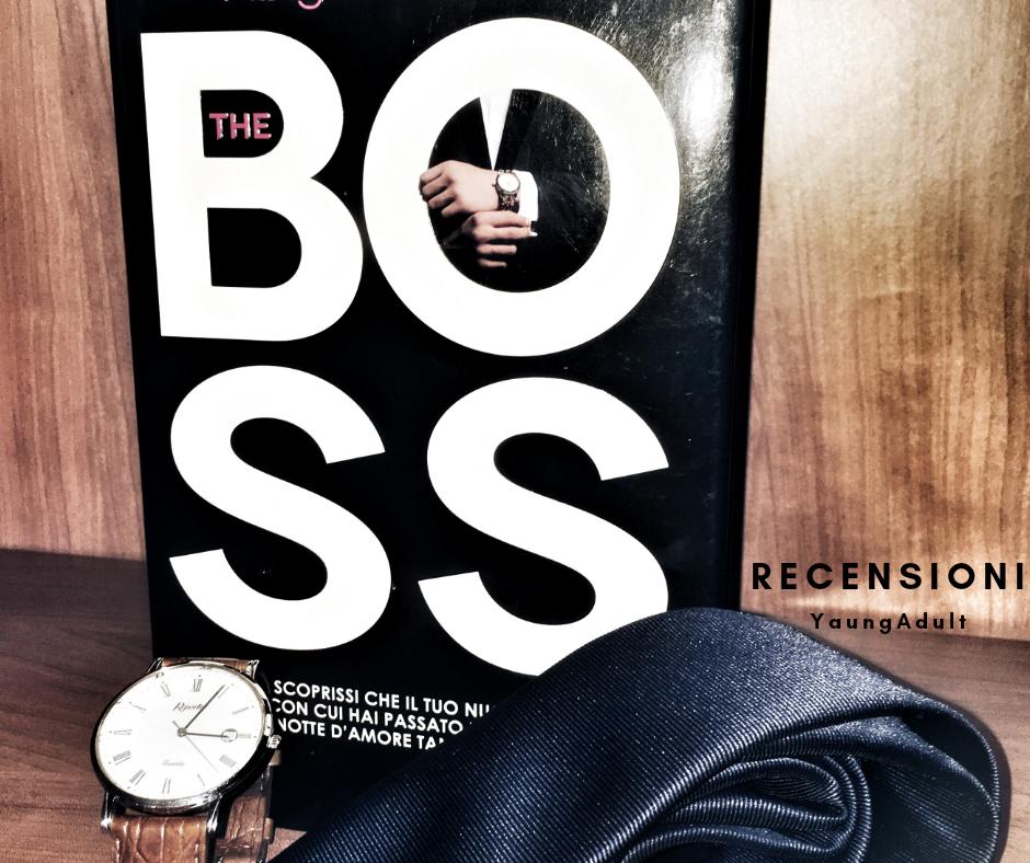 The Boss – Abigail Barnette, RECENSIONE