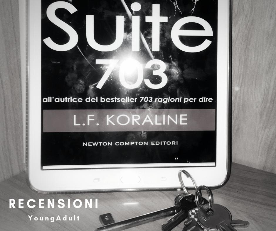 Suite 703 – L.F. Koraline, RECENSIONE