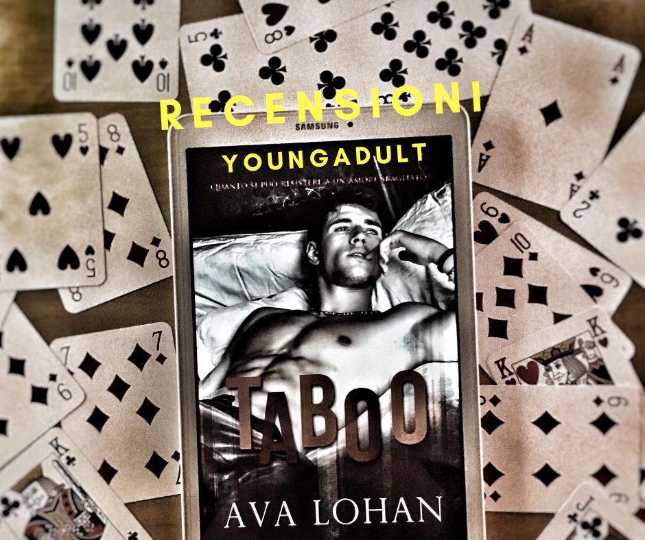 TABOO – Ava Lohan, RECENSIONE