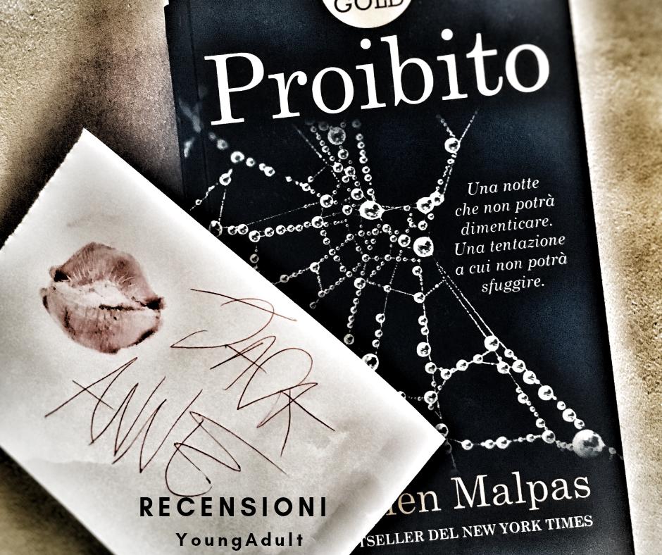 Proibito – Jody Ellen Malpas, RECENSIONE