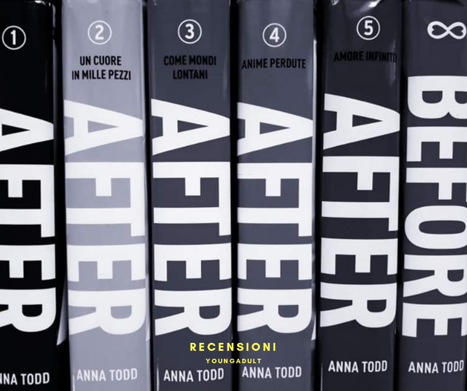 After – Anna Todd, RECENSIONE