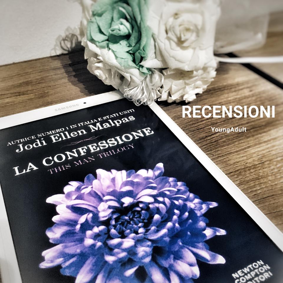 La Confessione – Jodi Ellen Malpas, RECENSIONE