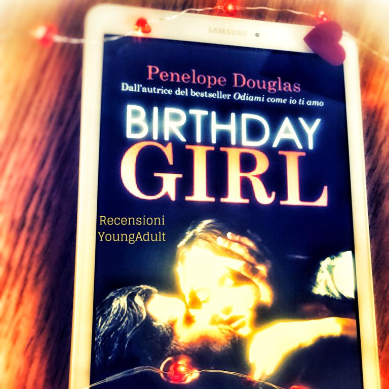BIRTHDAY GIRL Penelope Douglas