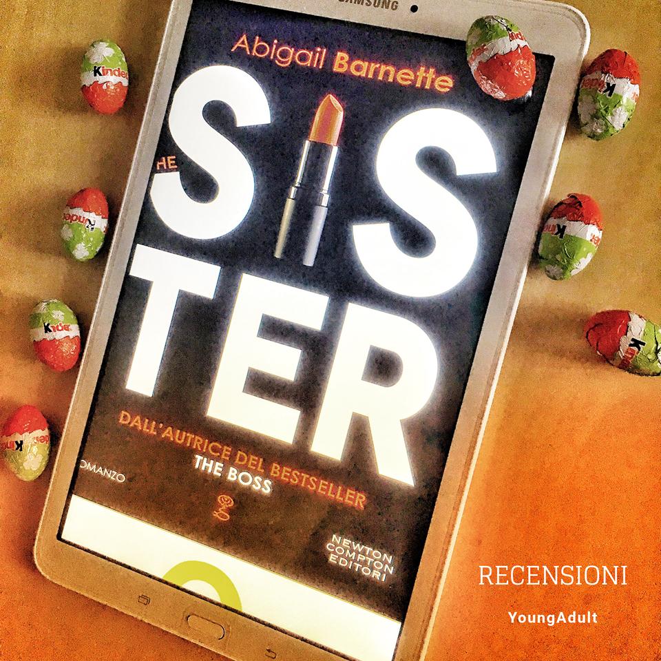The sister – Abigail Barnette, RECENSIONE