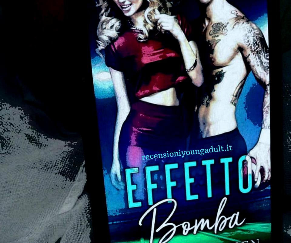 Effetto Bomba – Karla Sorensen, RECENSIONE