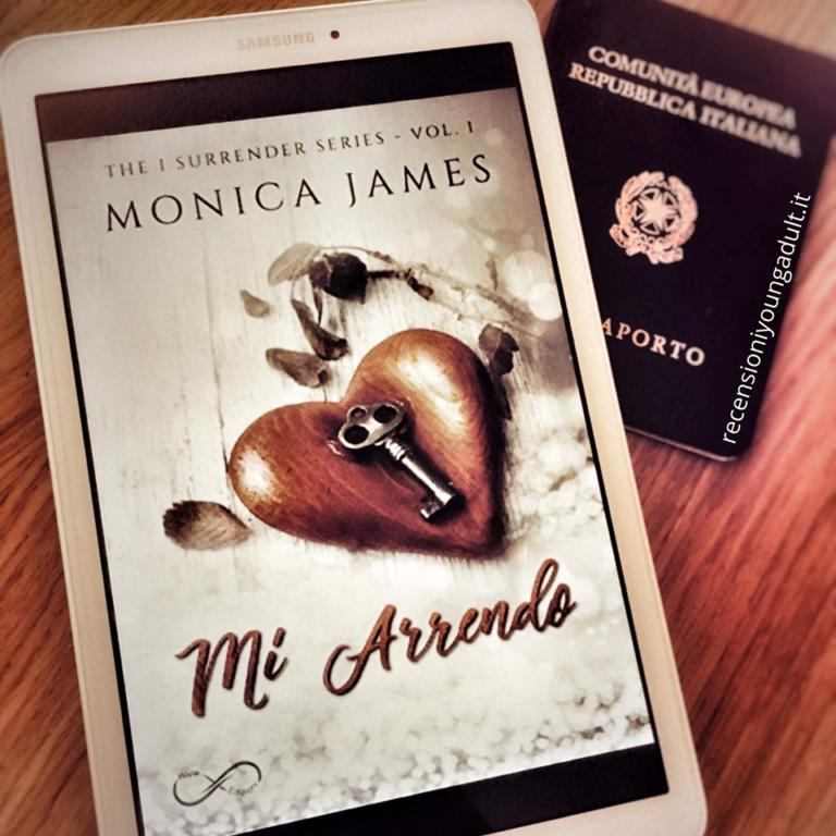 Mi Arrendo Monica James