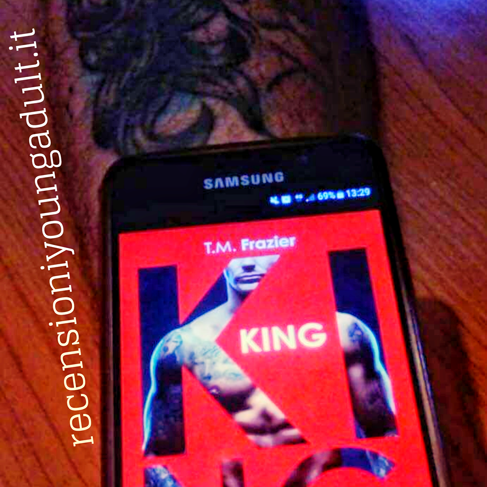 King – T.M. Frazier, Recensione