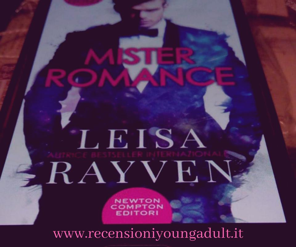 Mister Romance – Leysa Rayven, Recensione