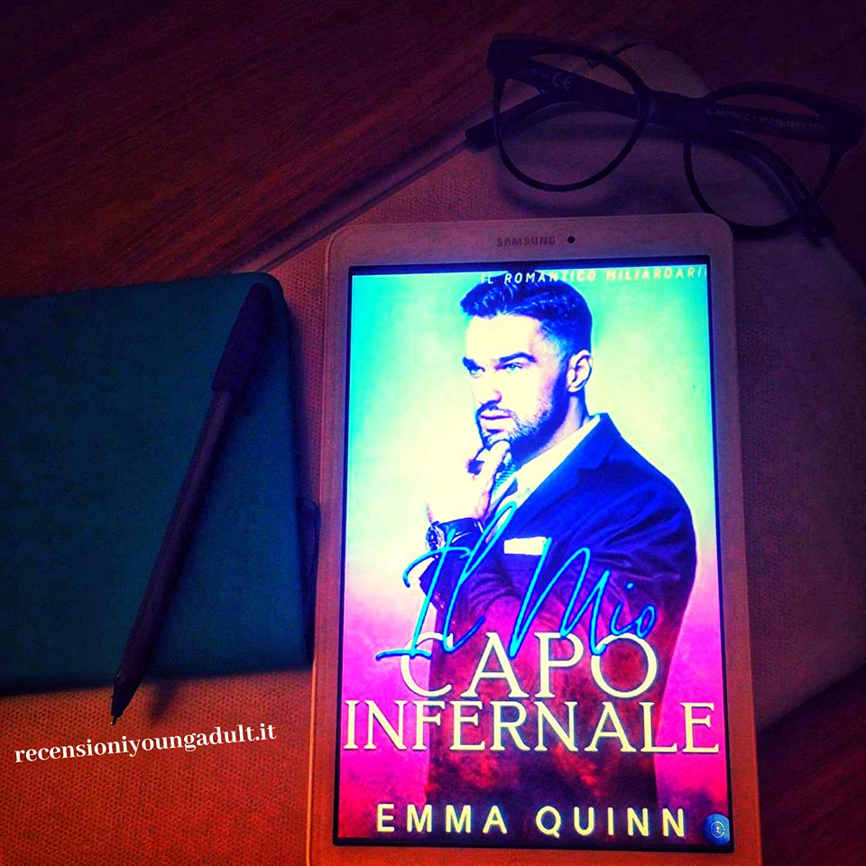 Il mio capo infernale – Emma Quinn, Recensione