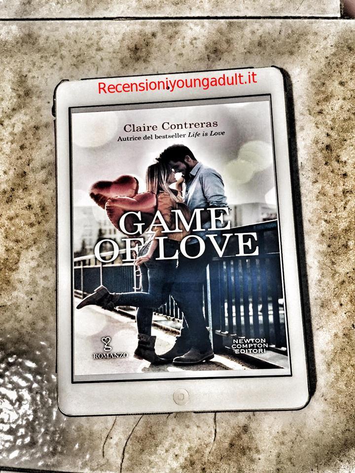 GAME OF LOVE – CLAIRE CONTRERAS, RECENSIONE
