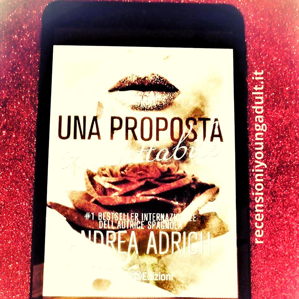 Una proposta inaccettabile – Andrea Adrich, Recensione