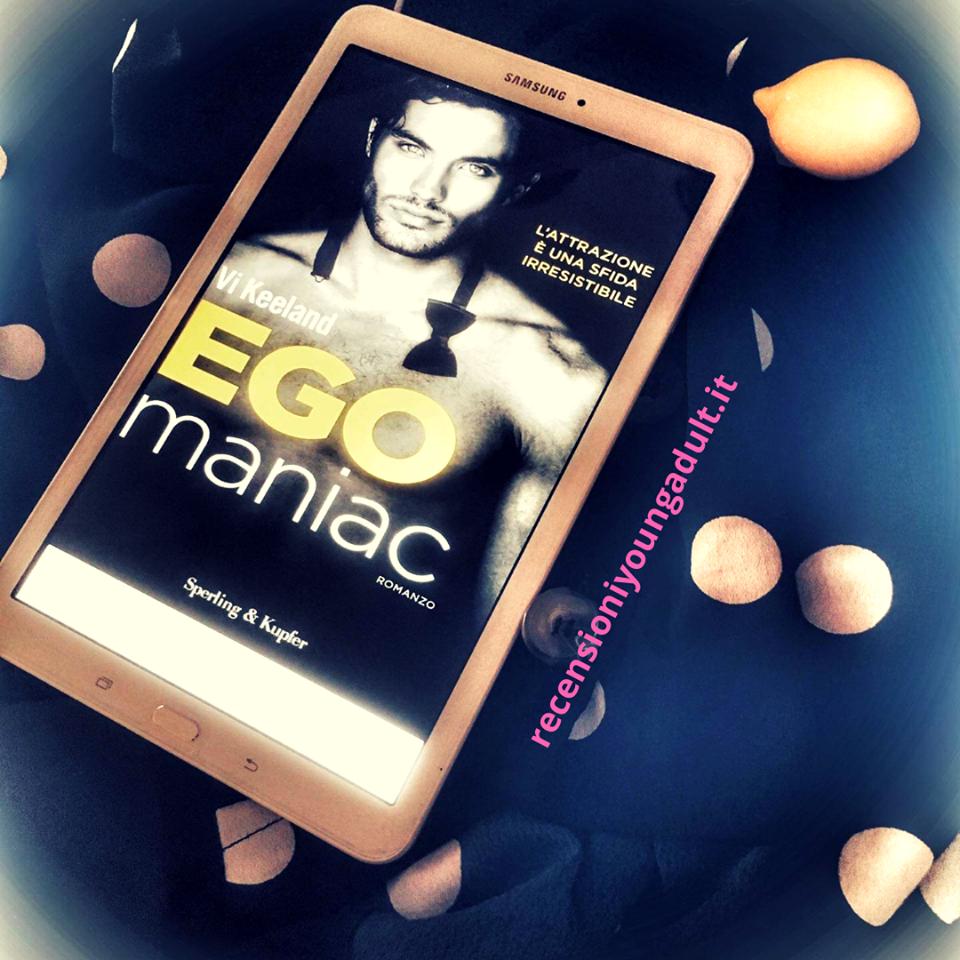 Egomaniac – Vi Keeland, Recensione