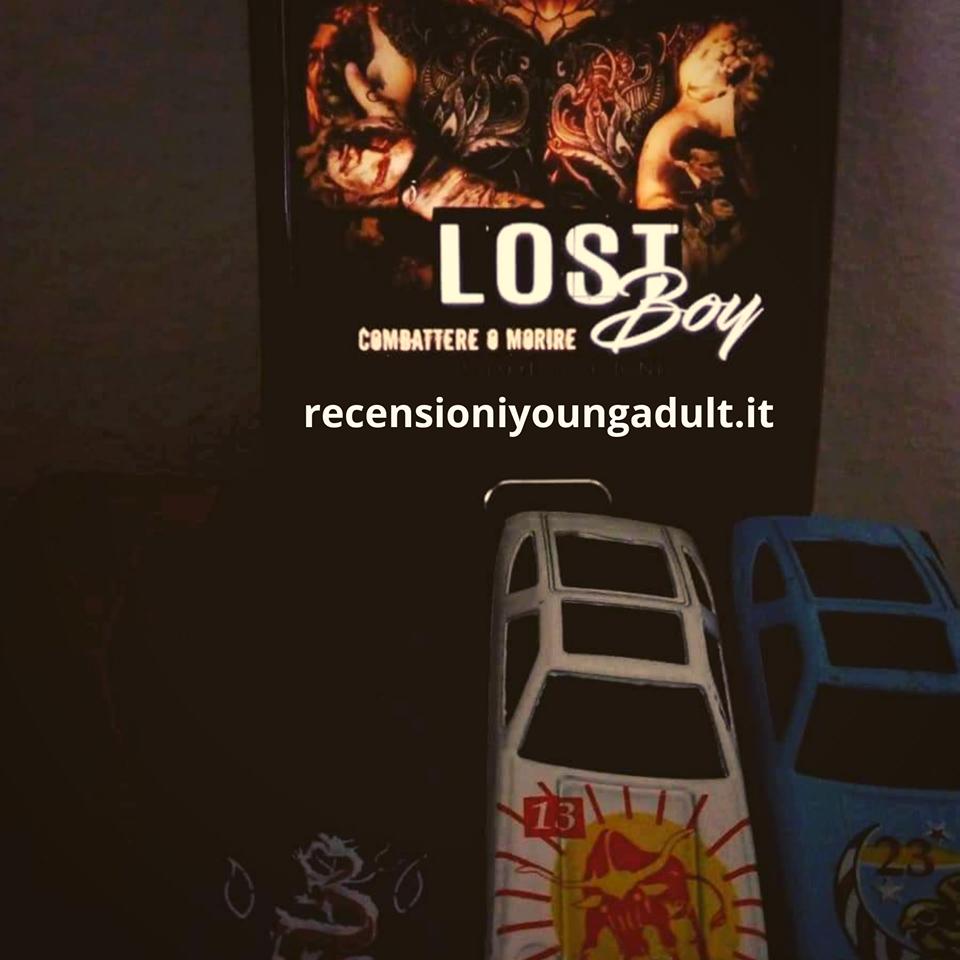 Lost Boy – M. Robinson, Recensione