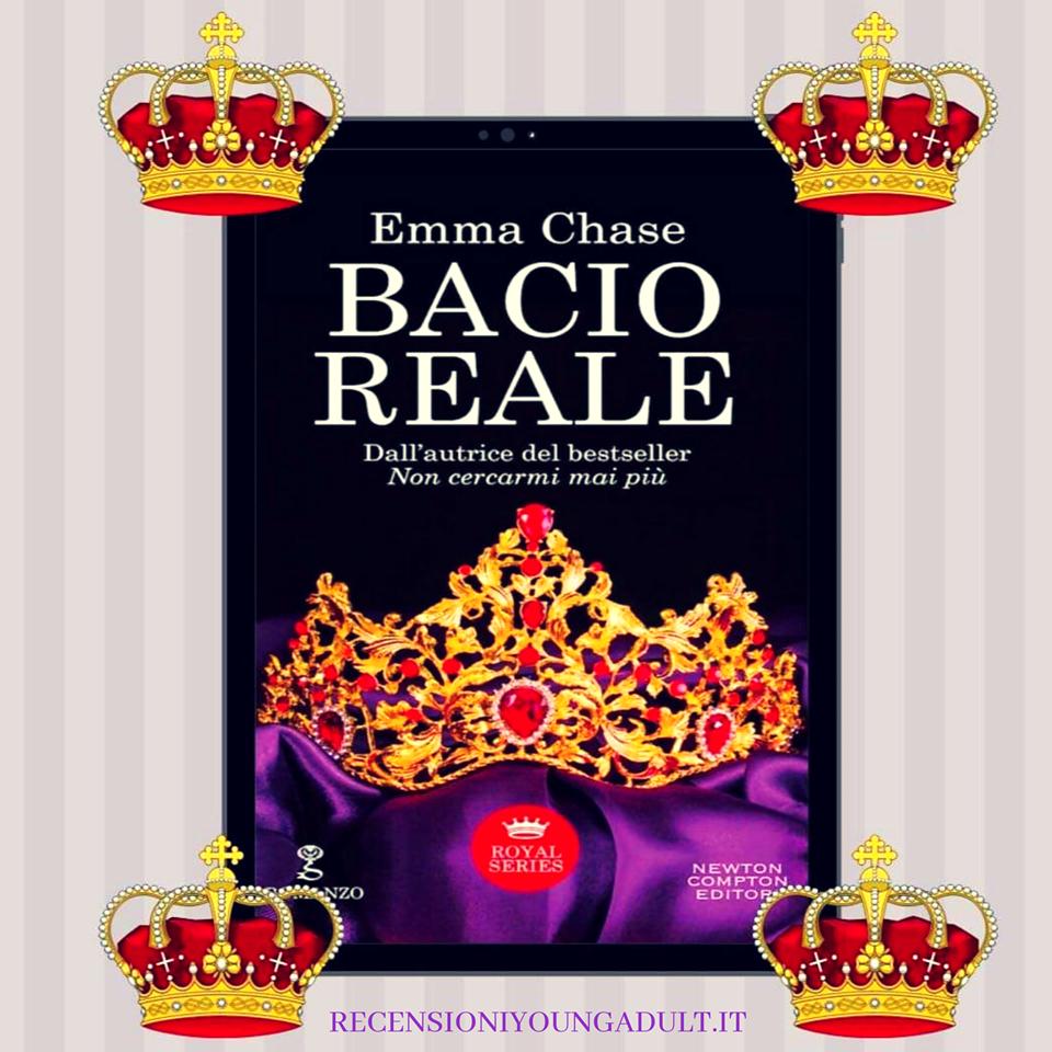 BACIO REALE – EMMA CHASE, RECENSIONE