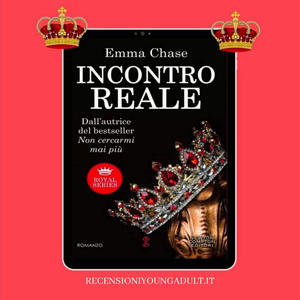 INCONTRO REALE – EMMA CHASE, RECENSIONE