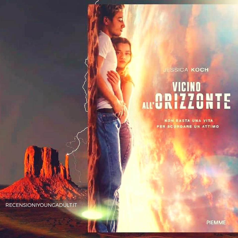 VICINO ALL' ORIZZONTE – Jessica Koch, RECENSIONE