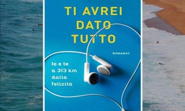 TI AVREI DATO TUTTO – Nicolas Paolizzi, RECENSIONE