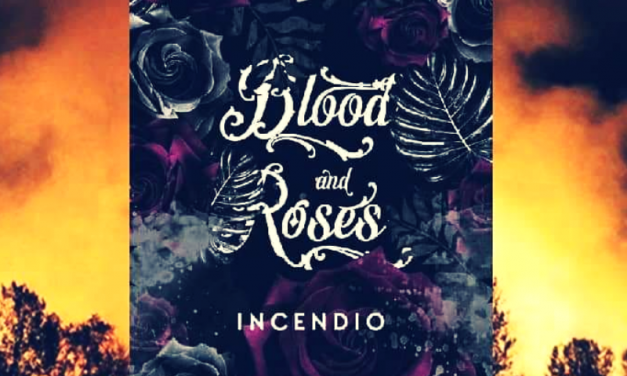 BLOOD AND ROSES INCENDIO –  Callie Hart, RECENSIONE