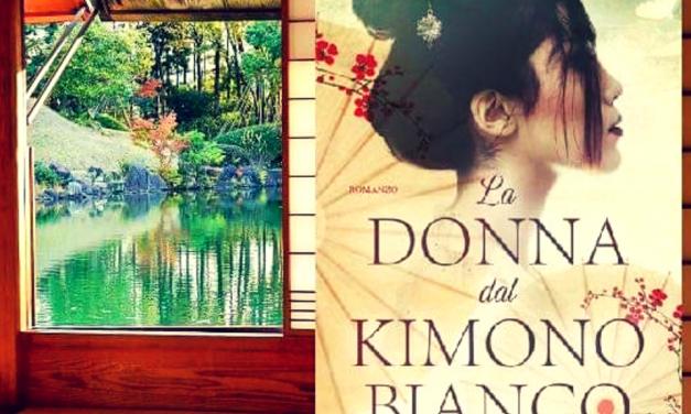 LA DONNA DAL KIMONO BIANCO – Ana Johns, RECENSIONE