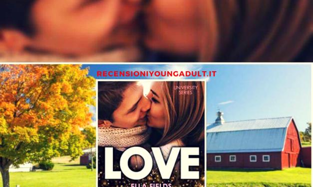 LOVE ME – Ella Fields, RECENSIONE