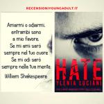 HATE - Ylenia Luciani
