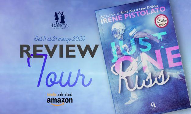 Release blitz e Review Tour : Just one kiss – Irene Pistolato, RECENSIONE