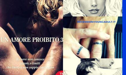 UN AMORE PROIBITO 3 – MANUELA RICCI, RECENSIONE