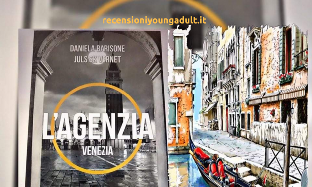L'AGENZIA – VENEZIA – Daniela Barisone & Juls SK Vernet, RECENSIONE
