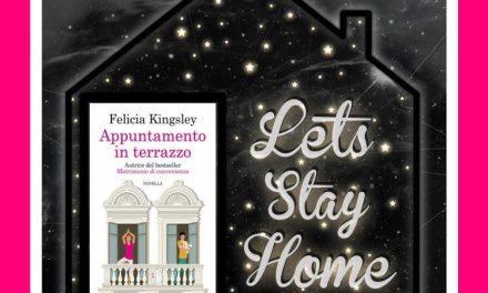 APPUNTAMENTO IN TERRAZZO – Felicia Kingsley, RECENSIONE