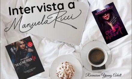 DUE CHIACCHIERE IN COMPAGNIA di Manuela Ricci