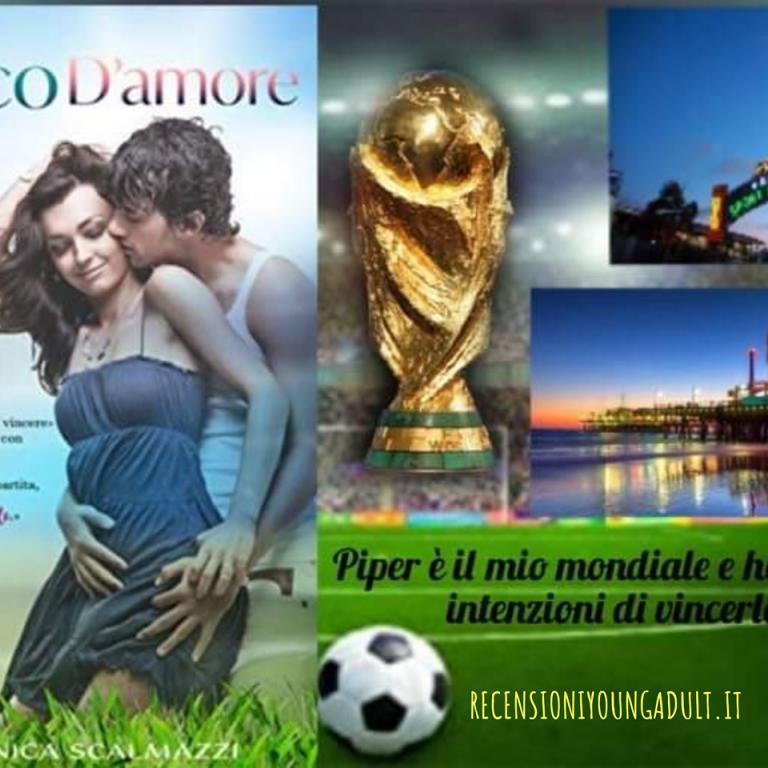 GIOCO D'AMORE - Veronica Scalmazzi