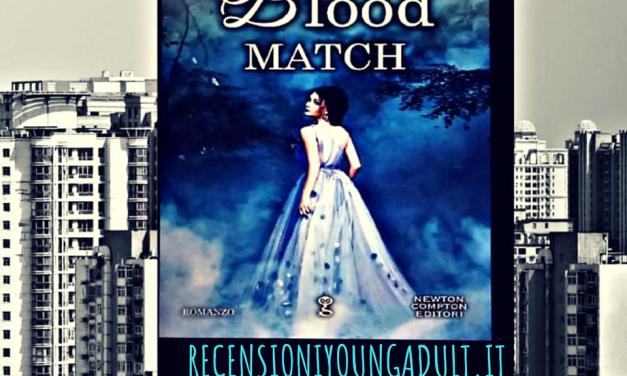 BLOOD MATCH – K. A. Linde, RECENSIONE