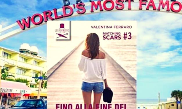 FINO ALLA FINE DEL MONDO – Valentina Ferraro, RECENSIONE