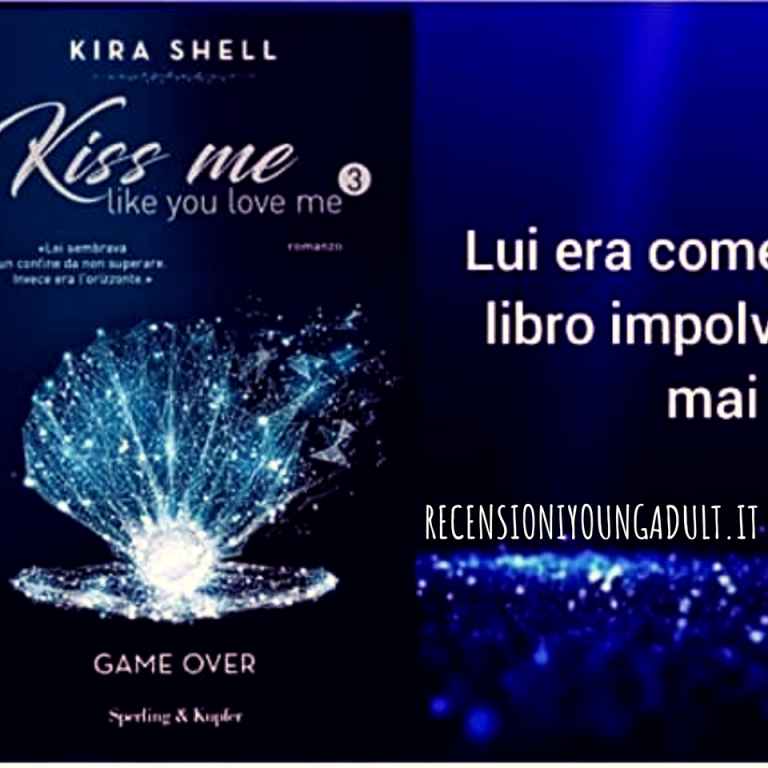 KISS ME LIKE YOU LOVE ME 3
