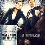 MALVAGIO FINO ALL'OSSO - Tony J.Forder