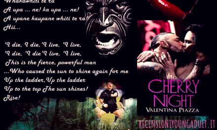 CHERRY NIGHT – Valentina Piazza, RECENSIONE
