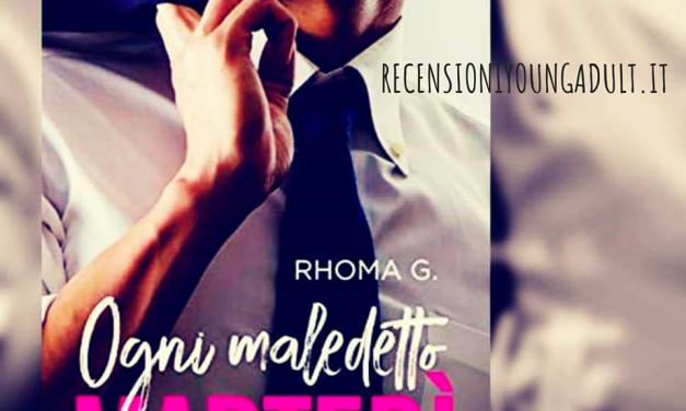 OGNI MALEDETTO MARTEDI – Rhoma G., RECENSIONE