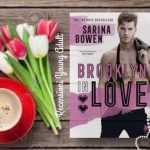 BROOKLYN IN LOVE - Sarina Bowen, RECENSIONE