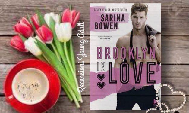 BROOKLYN IN LOVE – Sarina Bowen, RECENSIONE