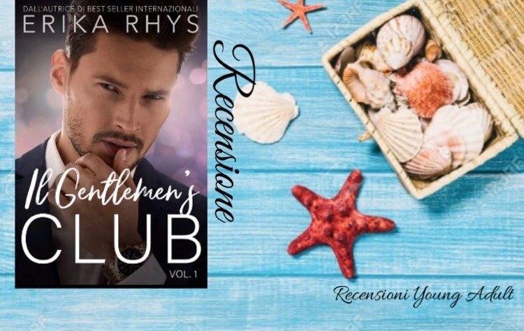 IL GENTLEMEN'S CLUB - Erika Rhys