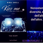 KISS ME LIKE YOU LOVE ME 4 – THE DIARY