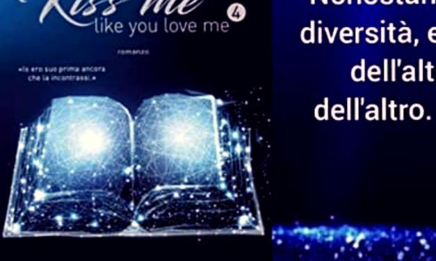 KISS ME LIKE YOU LOVE ME 4 – THE DIARY – KIRA SHELL, RECENSIONE