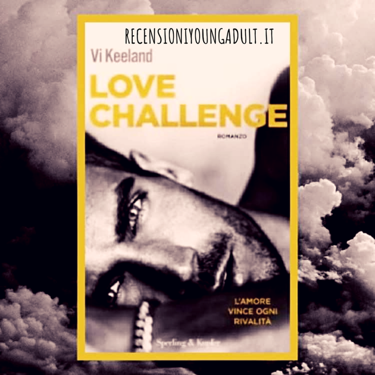 LOVE CHALLENGE – Vi Keeland