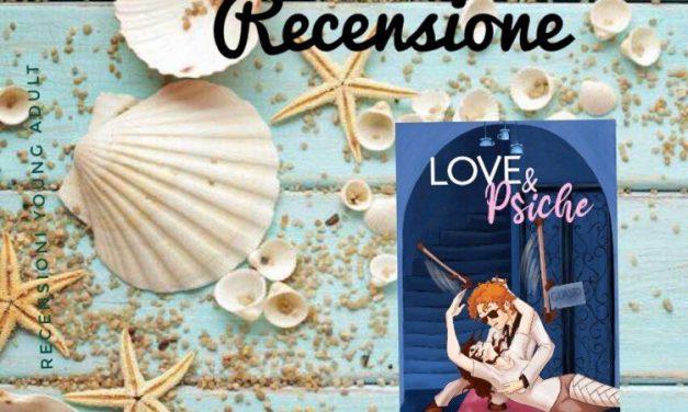 LOVE & PSICHE – Rael J.Kailani, RECENSIONE