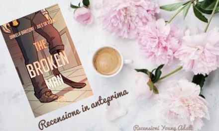 THE BROKEN MAN – Daniela  Barisone & Juls SK Vernet, RECENSIONE