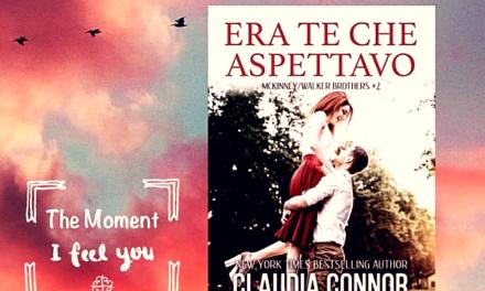 ERA TE CHE ASPETTAVO – Claudia Connor, RECENSIONE