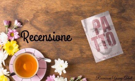 IL PATTO – Veronica Deanike, RECENSIONE