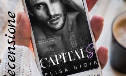CAPITAL S – Elisa Gioia, RECENSIONE