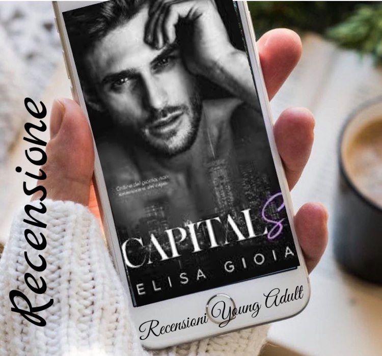 CAPITAL S - Elisa Gioia